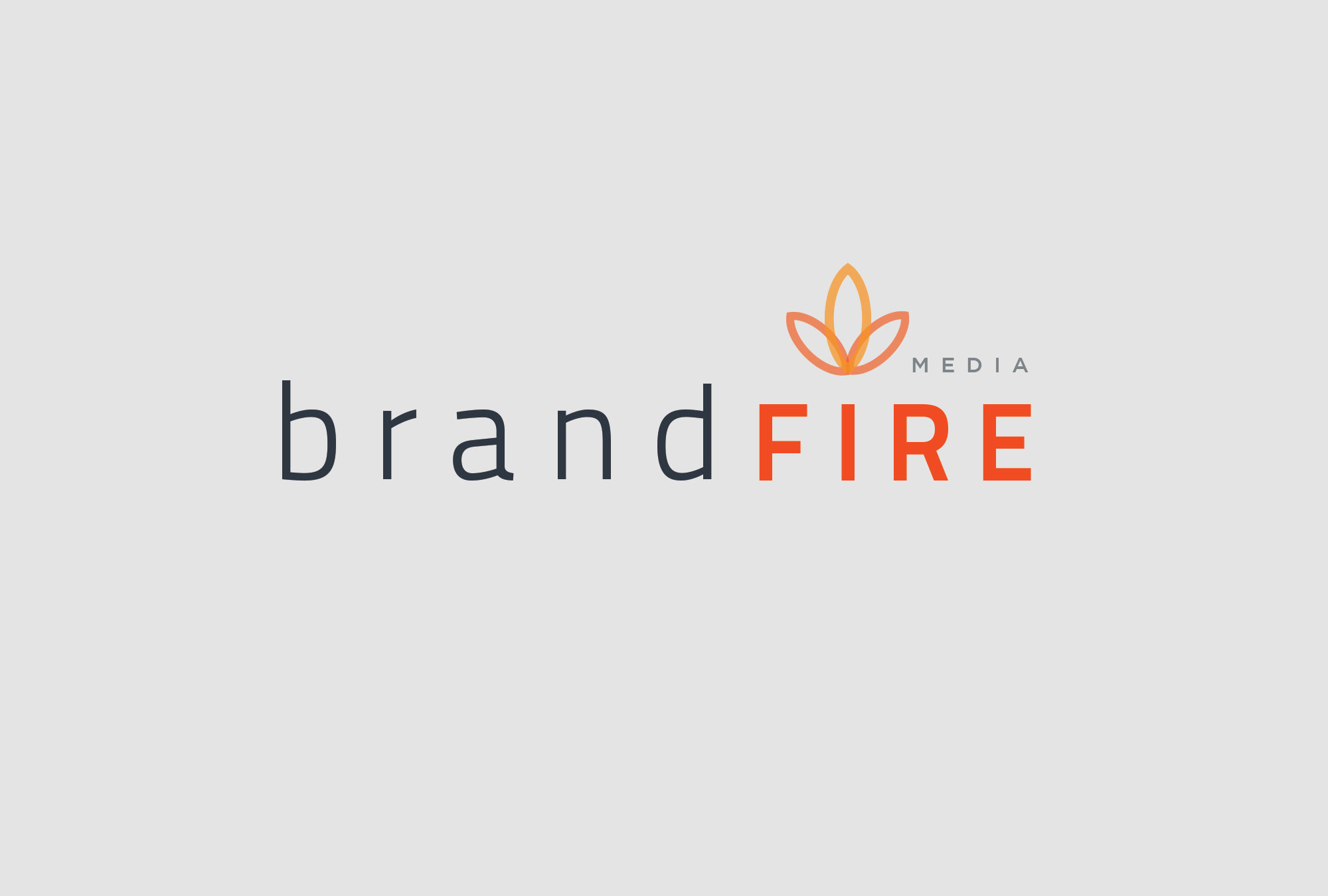 brandfire logo on white